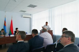 Administration of FEZ Grodnoinvest took part in the seminar on the development of regional airports