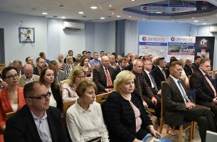 The Belarusian-Czech business forum was held in the administration of FEZ Grodnoinvest