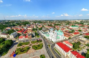 Over 2500 foreign tourists visited Grodno this weekend