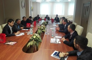 Delegation from Tajikistan has visited the Grodnoinvest Free Economic Zone