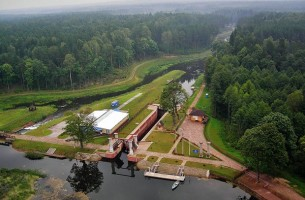 "Workshop on the development of a cross-border brand ""Augustow Canal"" was held in Grodno"