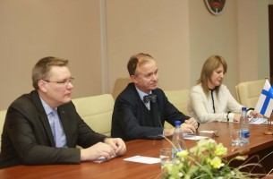 Ambassador Extraordinary and Plenipotentiary of the Republic of Finland visited FEZ Grodnoinvest