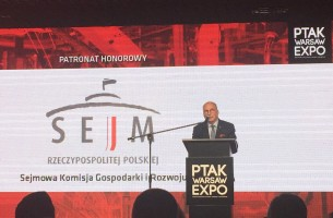 The delegation of the Grodnoinvest FEZ took part in the Warsaw Industry Week