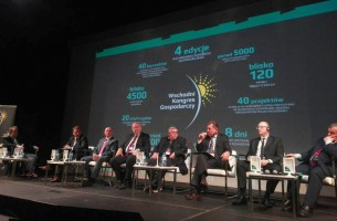 The delegation of FEZ Grodnoinvest took part in the Eastern Economic Congress in Bialystok
