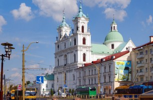 Foreign tourists spend an average of six days in Grodno