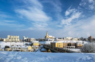 The flow of tourists to Grodno has tripled
