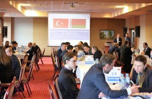 Business meeting with manufacturers of the automotive industry from Turkey was held in Minsk