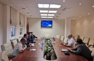 The Polish company DND and Polish representatives of IKEA Purchasing Services visited FEZ Grodnoinvest