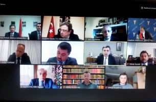 Administration of  FEZ Grodnoinvest took part in online meeting on cooperation with Turkey