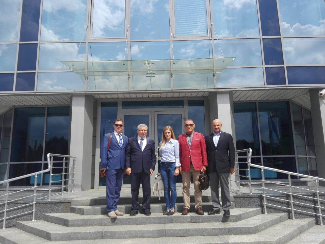 Management of the Turkish industrial zone Ikitelli visited